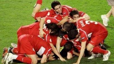 Turkiye futbol