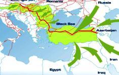Irán suministrará gas al gaseoducto Nabucco
