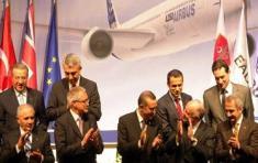 TURQUÍA FABRICARÁ EL NUEVO AIRBUS A350