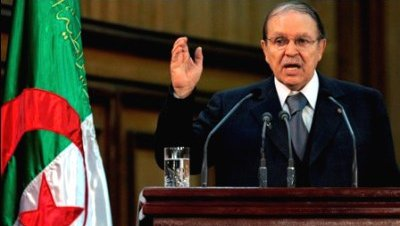Abdelaziz bouteflika presidente argelia