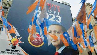 Akp erdogan elecciones
