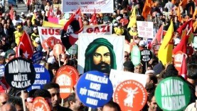 Los alevíes demandan el mismo trato que los kurdos
