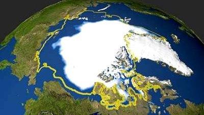 El cambio climático ya está aquí: el Ártico se derretirá en 2020