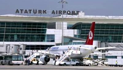 Ataturk havalimani istanbul