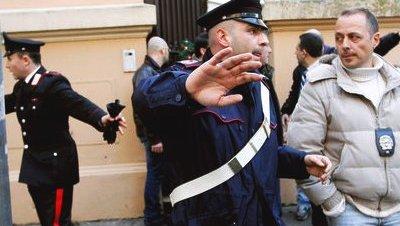 Un grupo anarquista reivindica los atentados en Roma