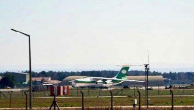 Encontradas armas en un avión iraní inspeccionado en Turquía