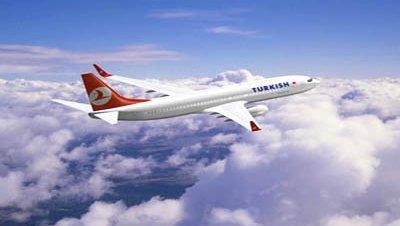 Avion turkish airlines thy turquia 1