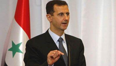 Bashar al assad presidente siria