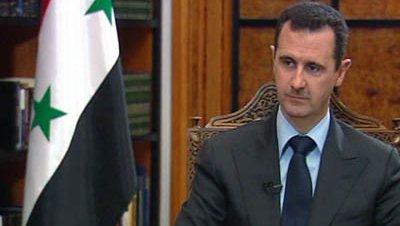Bashar assad presidente siria
