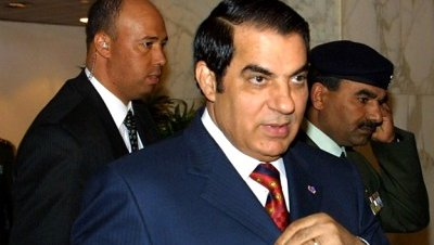 Ben ali presidente tunez