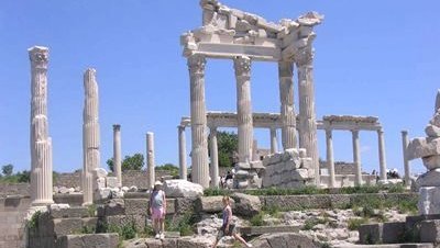 BERGAMA ESPERA SER INCLUIDA EN LA LISTA DE LA UNESCO