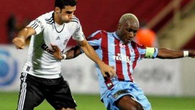 Besiktas trabzonspor liga turca