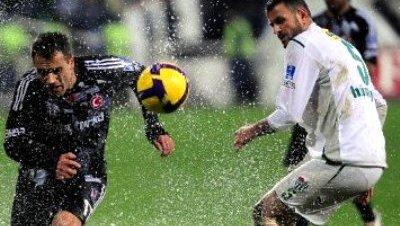 Bursaspor besiktas liga turca
