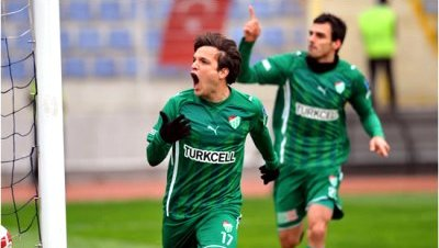 Bursaspor gol