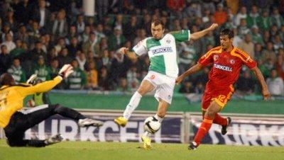 Bursaspor kayserispor liga turca