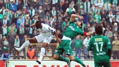 Bursaspor manisaspor liga turca