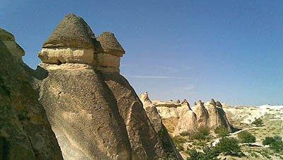 Ciudades ocultas de la Capadocia