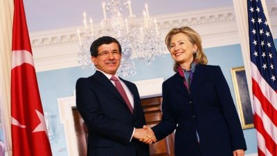 Davutoglu turquia clinton estados unidos