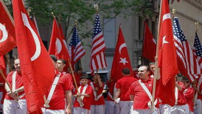 Desfile dia turquia nueva york