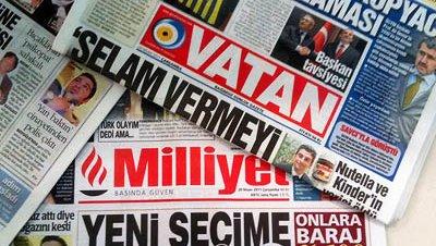 El Grupo Doğan se deshace de los diarios