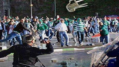 La federación turca de fútbol sanciona al Bursaspor