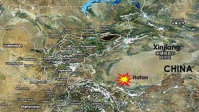 China admite al menos 14 muertos por el rebrote de violencia en Xinjiang