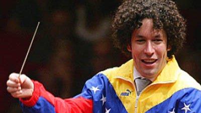 Dudamel orquesta sinfonica bolivar venezuela