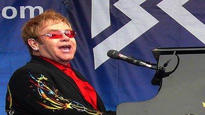 Elton john concierto