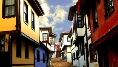 Eskişehir, la ciudad del oro blanco