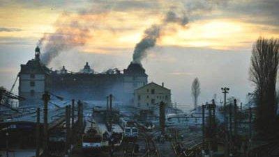 Un incendio destruye parte de la histórica estación de Haydarpaşa