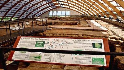 Çatalhöyük, la primera ciudad de la Edad de Piedra