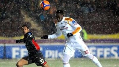 Galatasaray gaziantep kar