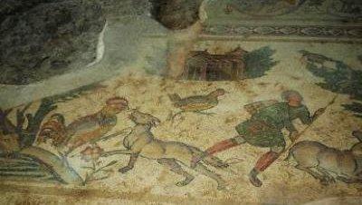 Descubren una antigua ciudad romana enterrada en el sureste de Turquía