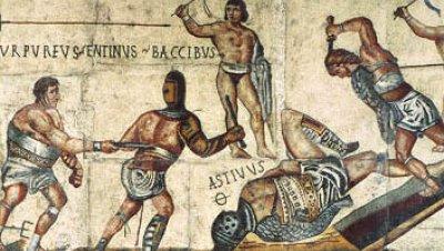 Descubren en Muğla un lugar de retiro de gladiadores