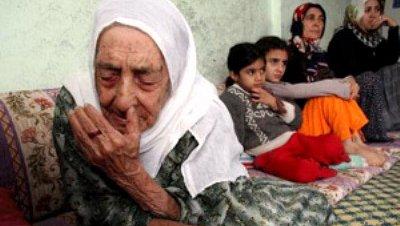 Hali̇m Solmaz, la persona más anciana del mundo