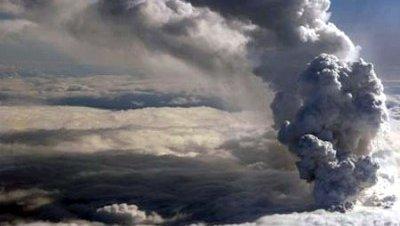 Islanda volkan 1