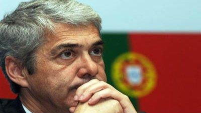 Jose socrates crisis portugal