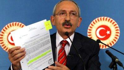 Kılıçdaroğlu desafía a Baykal