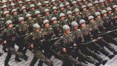 Kuzey korea ordu