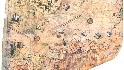 Mapas históricos otomanos en el Vaticano