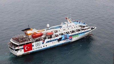 Mavi marmara convoy ayuda gaza palestina 1