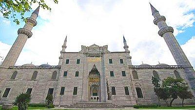 Cinco de las mejores mezquitas de Turquía
