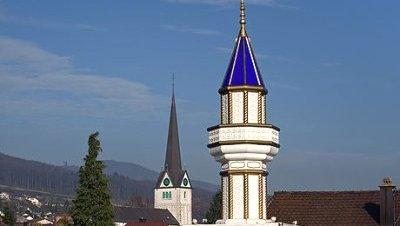 Minaret swiss