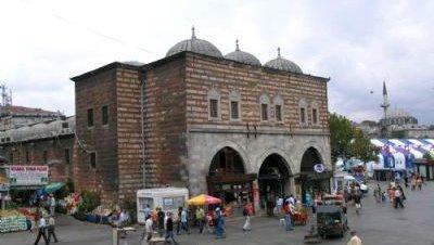 El histórico Bazar de las Especias de Estambul será restaurado