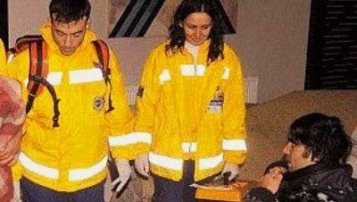 Rescatados con vida 32 montañeros en Bursa