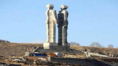 Monumento humanidad kars turquia