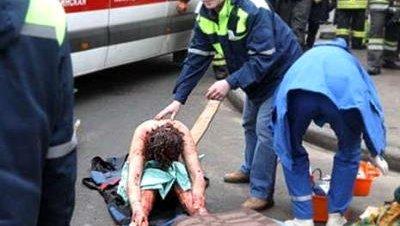 Moskova teror bomba
