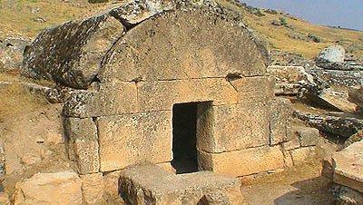 Descubren la tumba del apóstol Felipe en Hierápolis