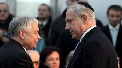 Netanyahu Auschwitz