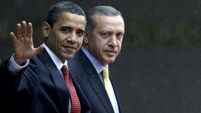 Obama erdogan